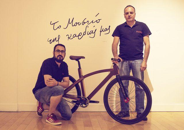 Κωνσταντίνος & Δημήτρης στο Μουσείο της καρδιάς μας